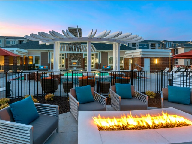 Image of Fire Pit for Infinity at Centerville Crossing