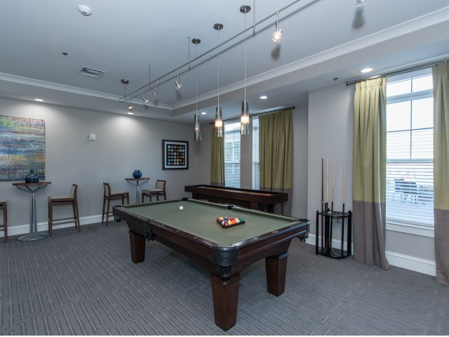 Image of Billiards for Nexus at Sandhill