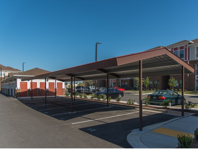 Image of Covered Parking for Nexus at Sandhill
