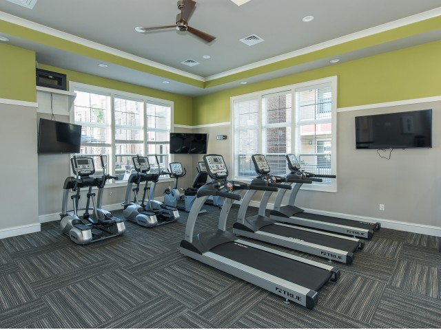 Image of 24 Hour Fitness Center for Nexus at Sandhill