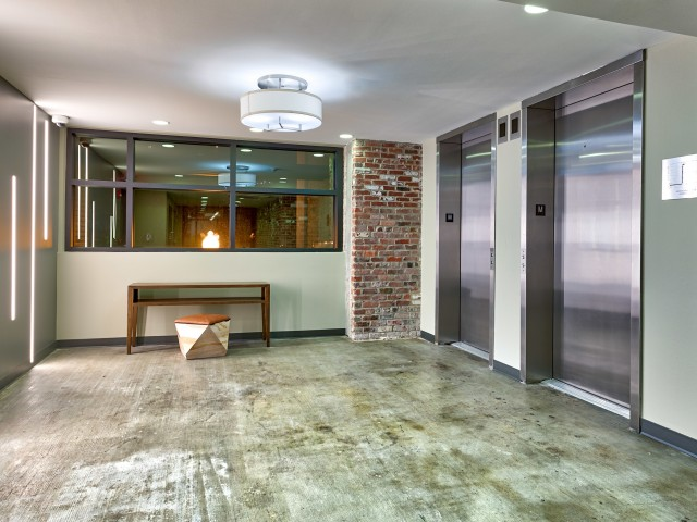 Image of Elevator Convenience for Aura Downtown