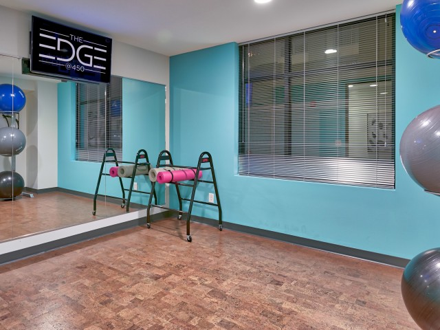 Image of Relax & Unwind Yoga Studio for The Edge at 450