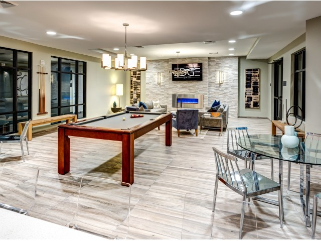 Image of Billiard Room for Aura Downtown