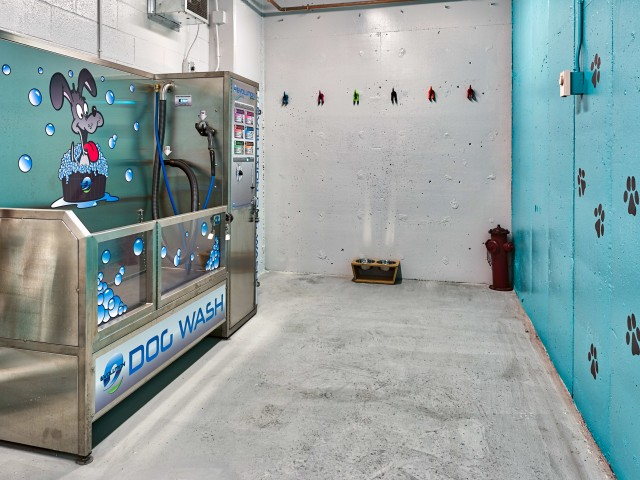 Image of Pet-Grooming Room for Aura Downtown