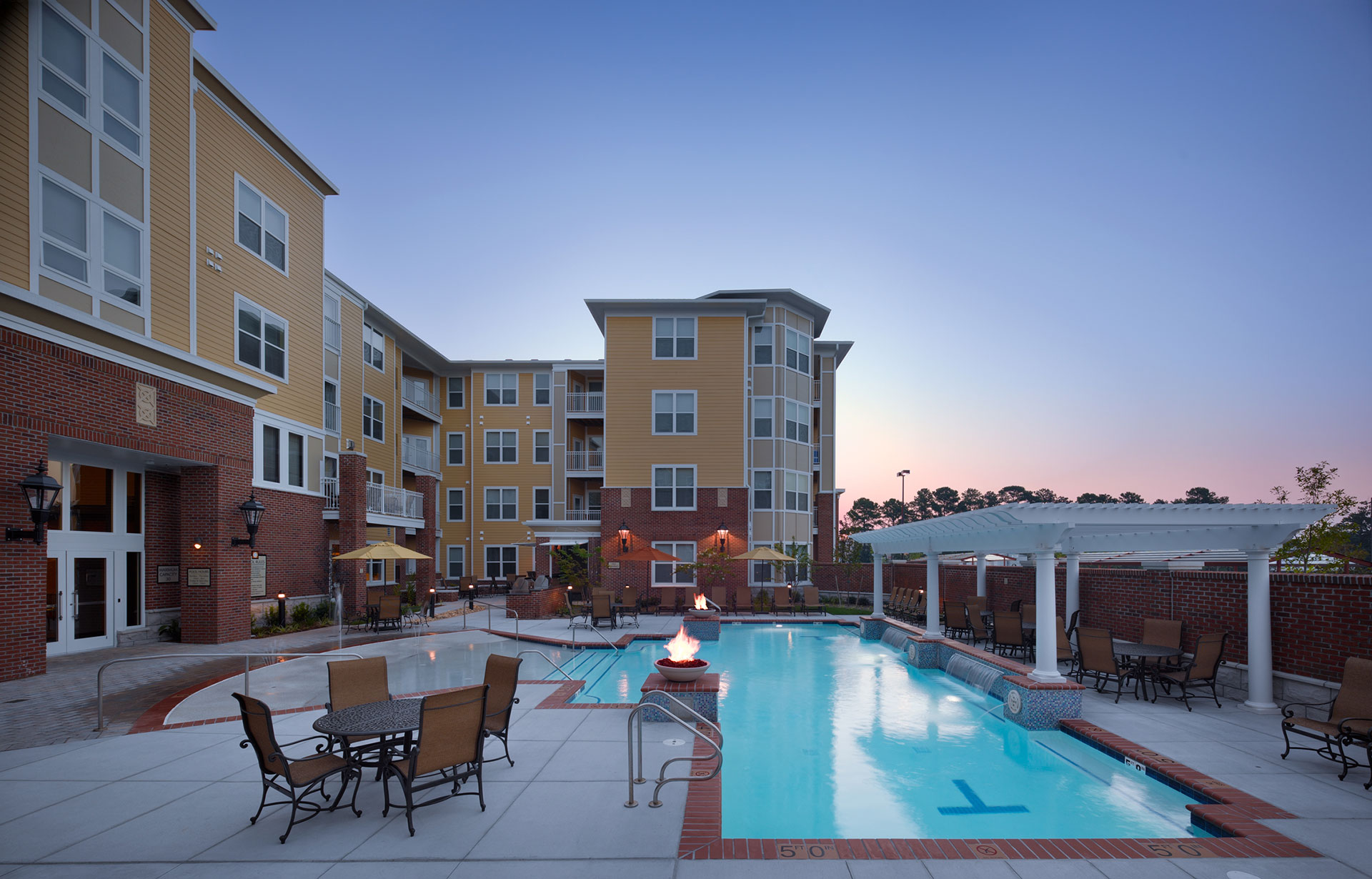 Aura at Towne Place Resort-Style Pool