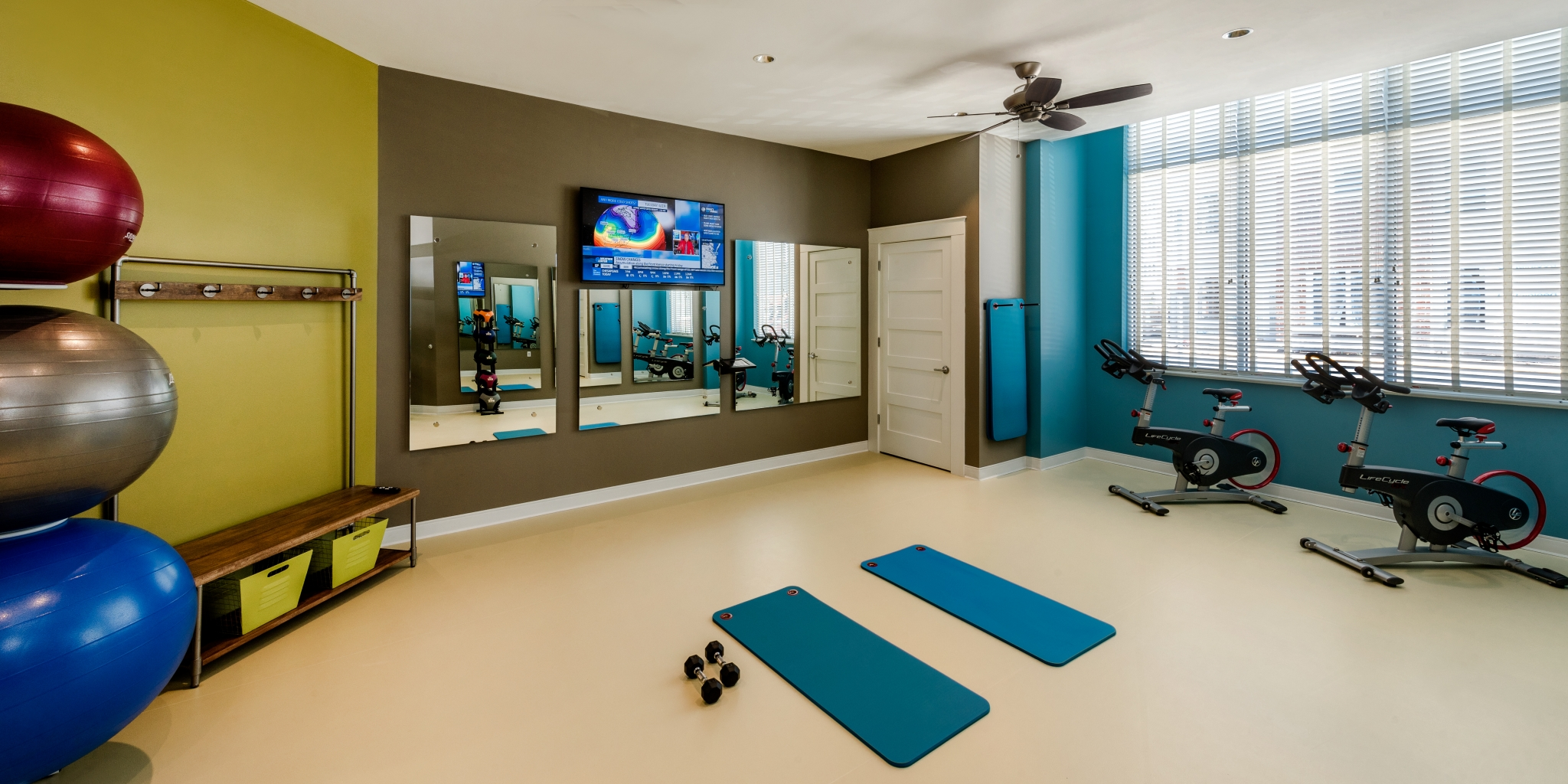Community Fitness Center   Infinity at Centerville Crossing