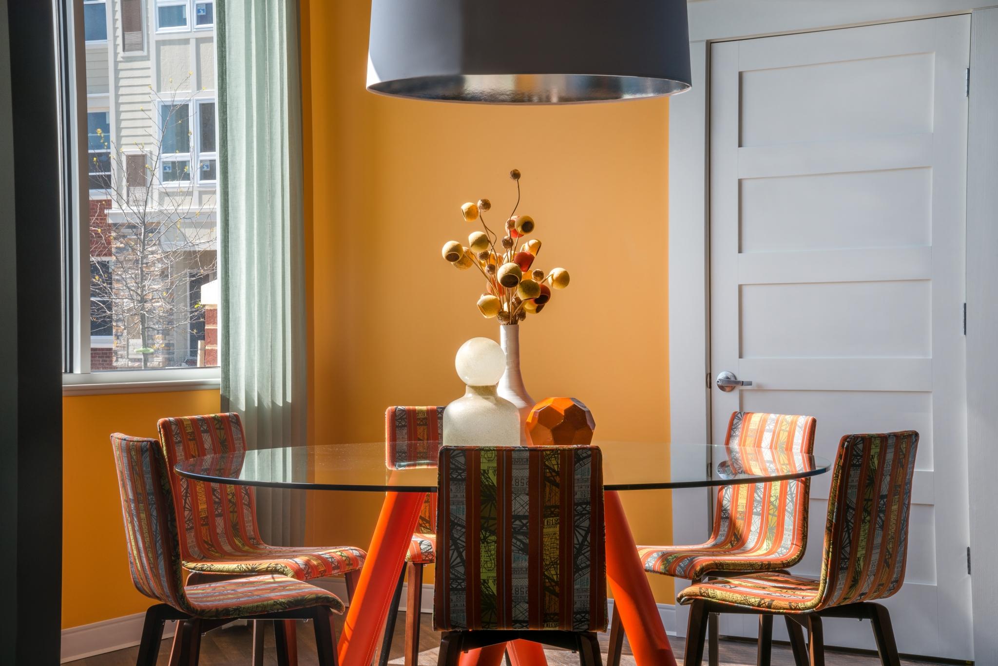 Elegant Dining Room   Infinity at Centerville Crossing