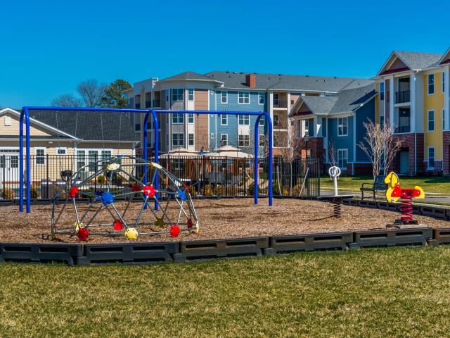 Playful Playground | Pinnacle Apartments