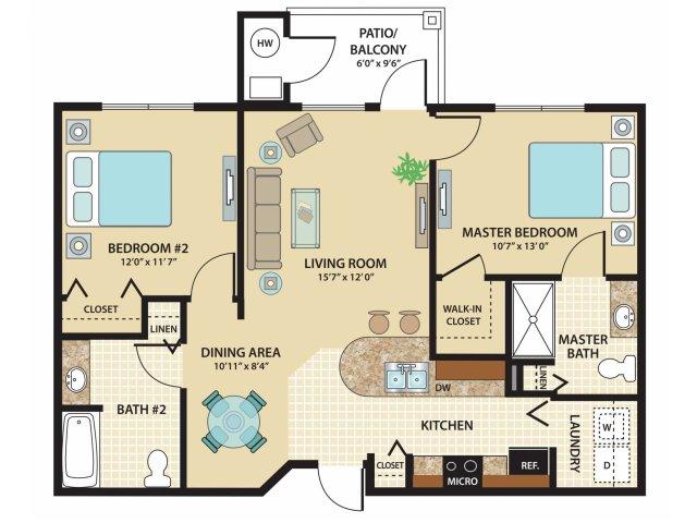 Santos Isle Apartments