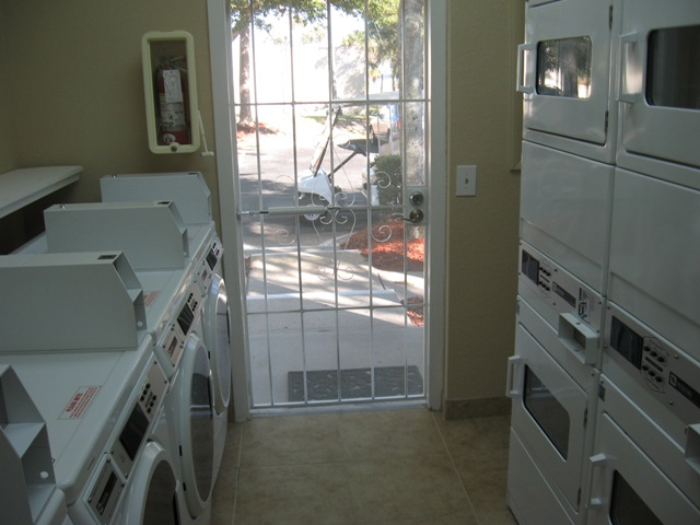 Image of Three 24-Hour Laundry Facilities for Rivercrest Apartments