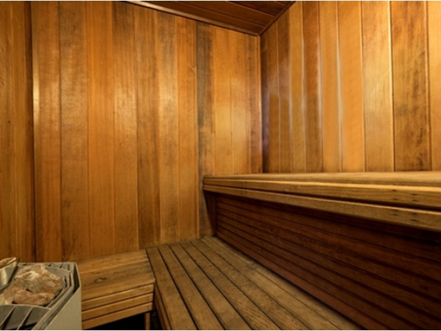 Image of Two Saunas for Rivercrest Apartments