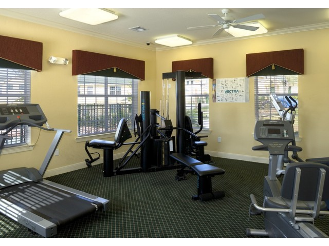 Image of Fitness Center for Spring Haven