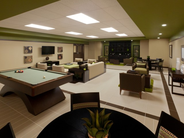 Image of Resident Lounge for Metro 125