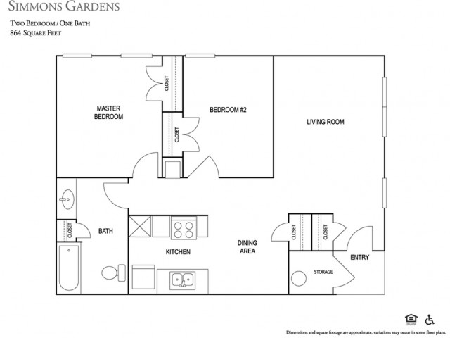 Simmons Garden