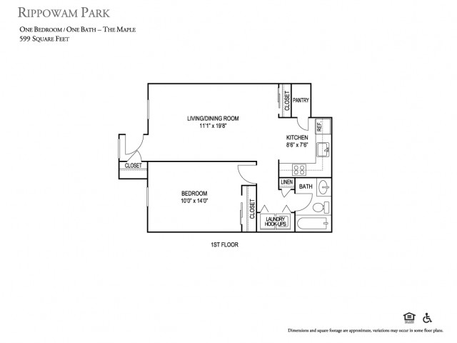 The Maple Floorplan