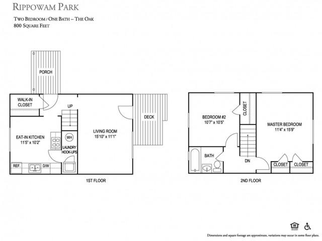 The Oak Floorplan