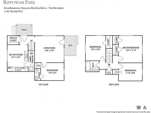 The Mulberry Floorplan