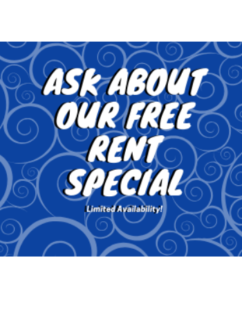 Free month of rent when you move in by 10/15/2019<br><br>Reduced application fee of $35<br><br>(restrictions apply)