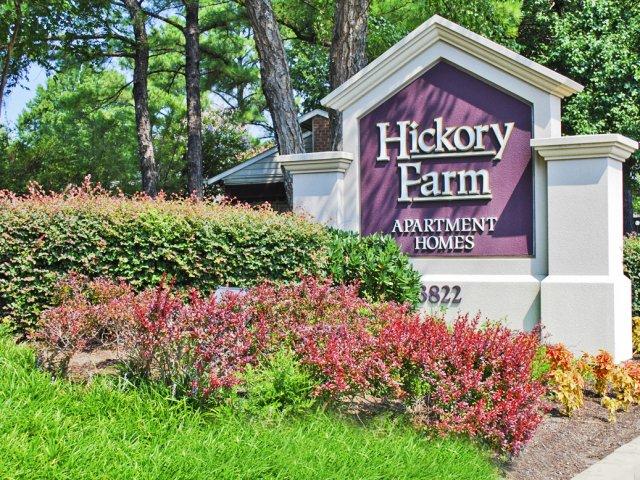 hickory farms apartment homes, hickory farms rentals, memphis ...