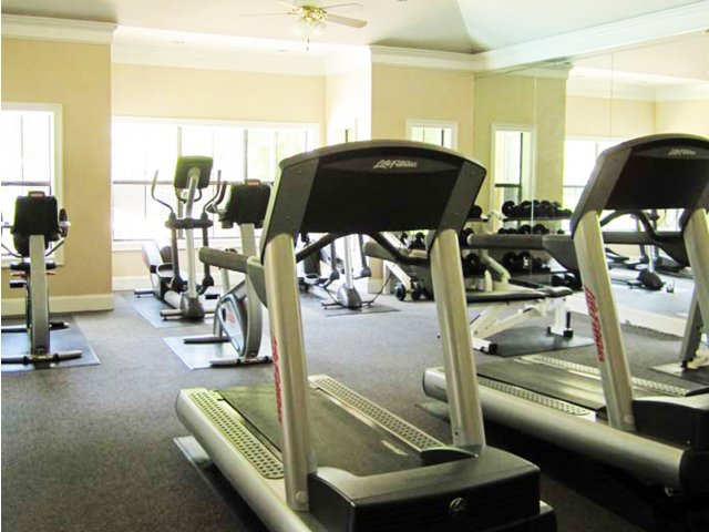 Community fitness center | Madison at Stone Creek apartments