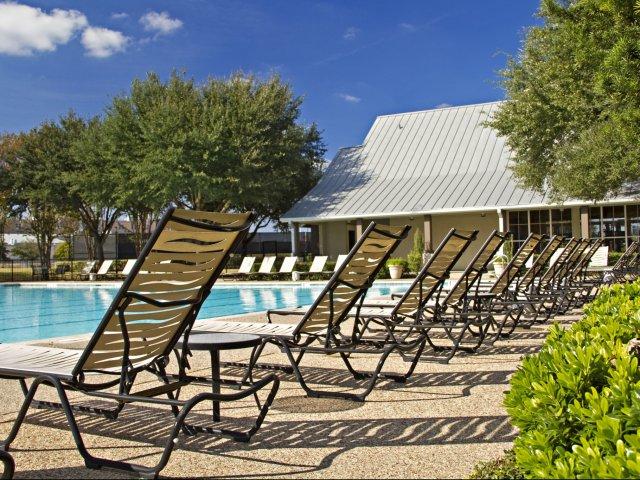 Community pool   Monterey Ranch