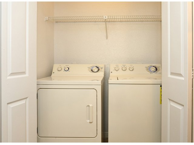 In-home washer and dryer | Village Oaks apartments