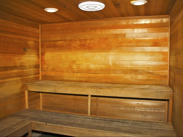 Sauna | Austin apartments | Madison at Stone Creek