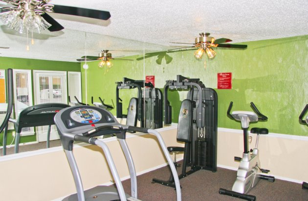 Take advantage of the community features such as the pool, fitness center, and resident club room