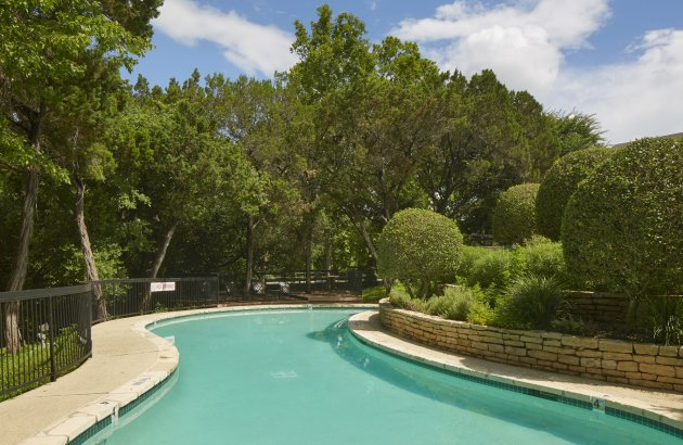 Enjoy the gorgeous and serene views of Hill Country right from your home