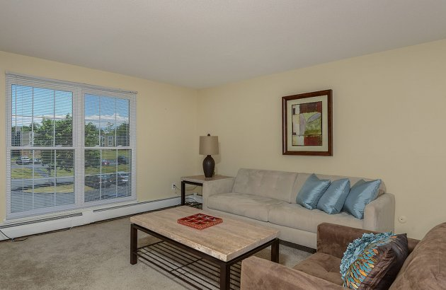 Enjoy spacious closets and beautiful scenic windows