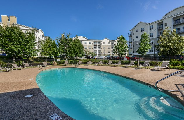 Every apartment includes a balcony or patio, giving you outdoor space to enjoy on beautiful days
