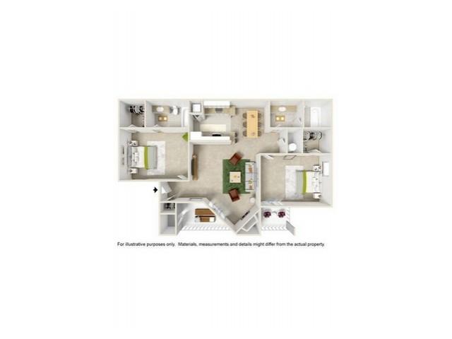 B1E Floor Plan