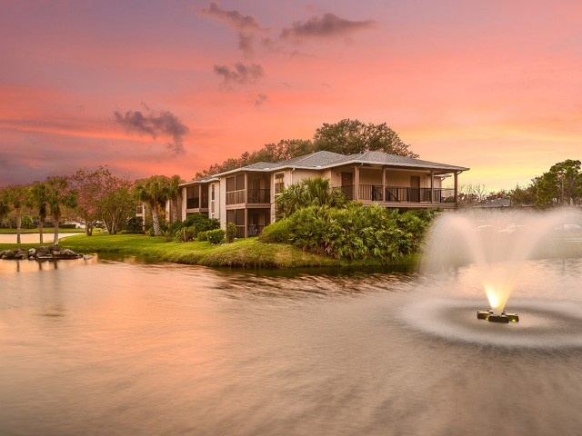 sunset water views | plantation club at suntre