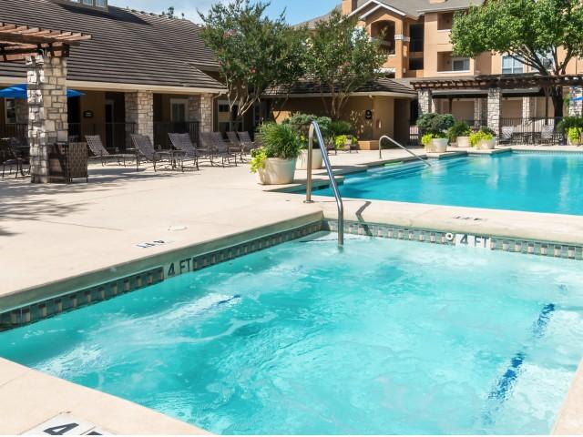 Austin TX rentals | community pool