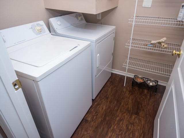 Apartment with washer and dryer | Austin TX rentals | River Stone Ranch
