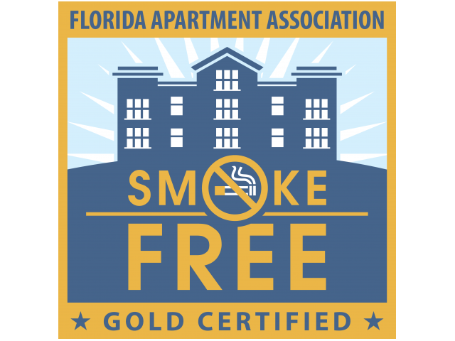 Smoke free apartments in Lakewood Ranch