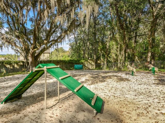 Dog Park | Mission Grove | Pet Friendly apartment community