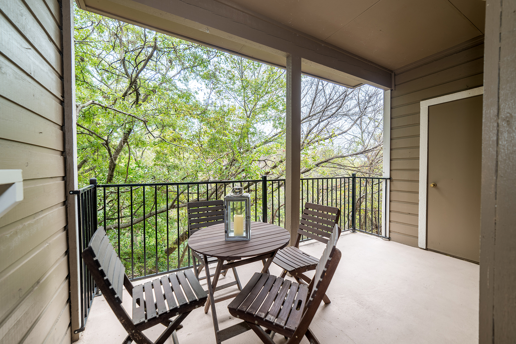 Image of Private Balconies & Patios for High Oaks Apartment Homes