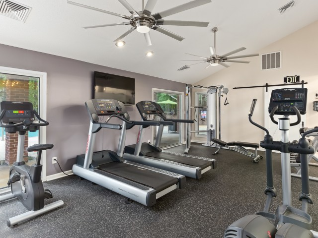 Apartment with onsite gym Raleigh NC