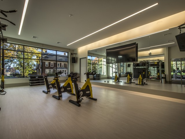 Image of Private Yoga/Spinning/Exercise Studio for The Merc at Moody and Main