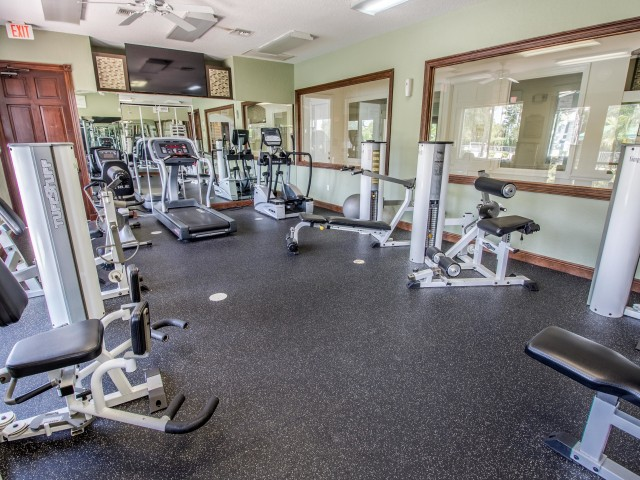Image of 24 Hour Fitness Gym for Gateway Club