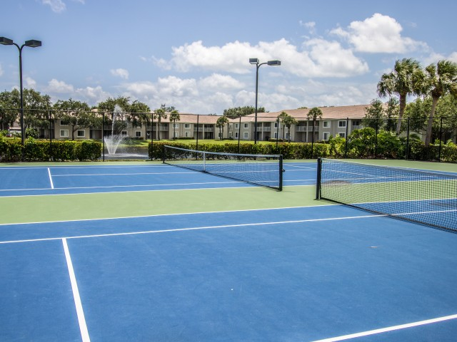 Image of Tennis Court for Gateway Club