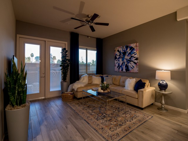 Image of Ceramic Plank Tile on All First Floor Apartments for Pima Canyon