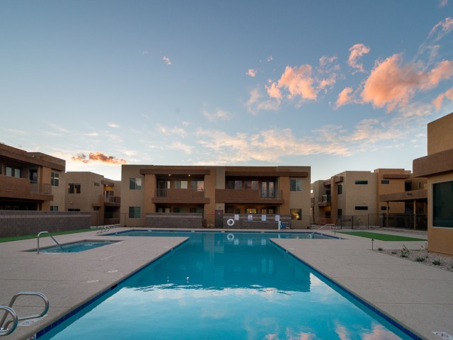 Image of Swimming Pool for Pima Canyon
