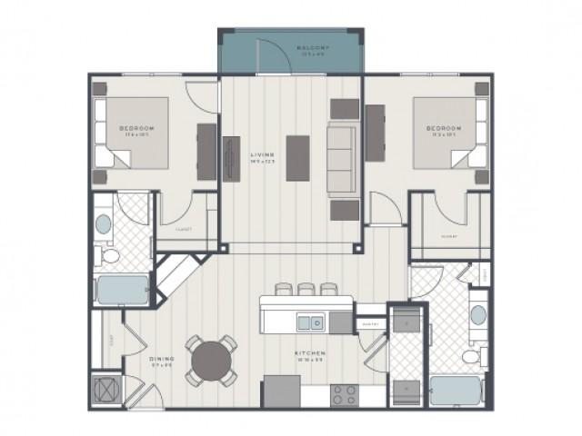 2 bedroom apartment charleston SC