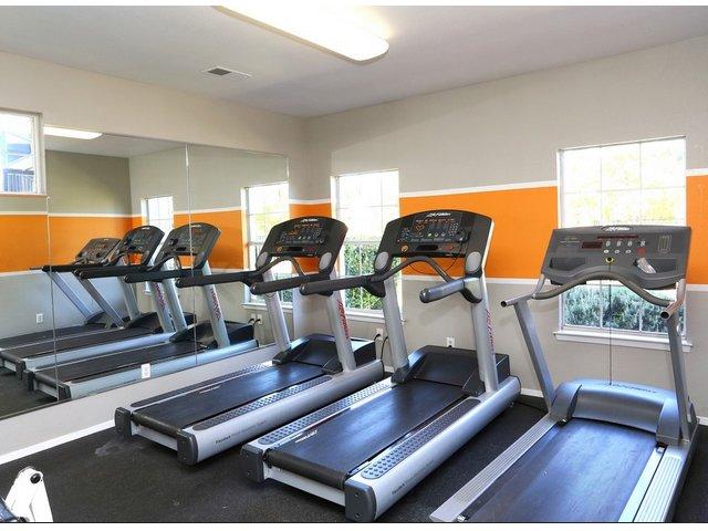 Cedar Park apartments with gym