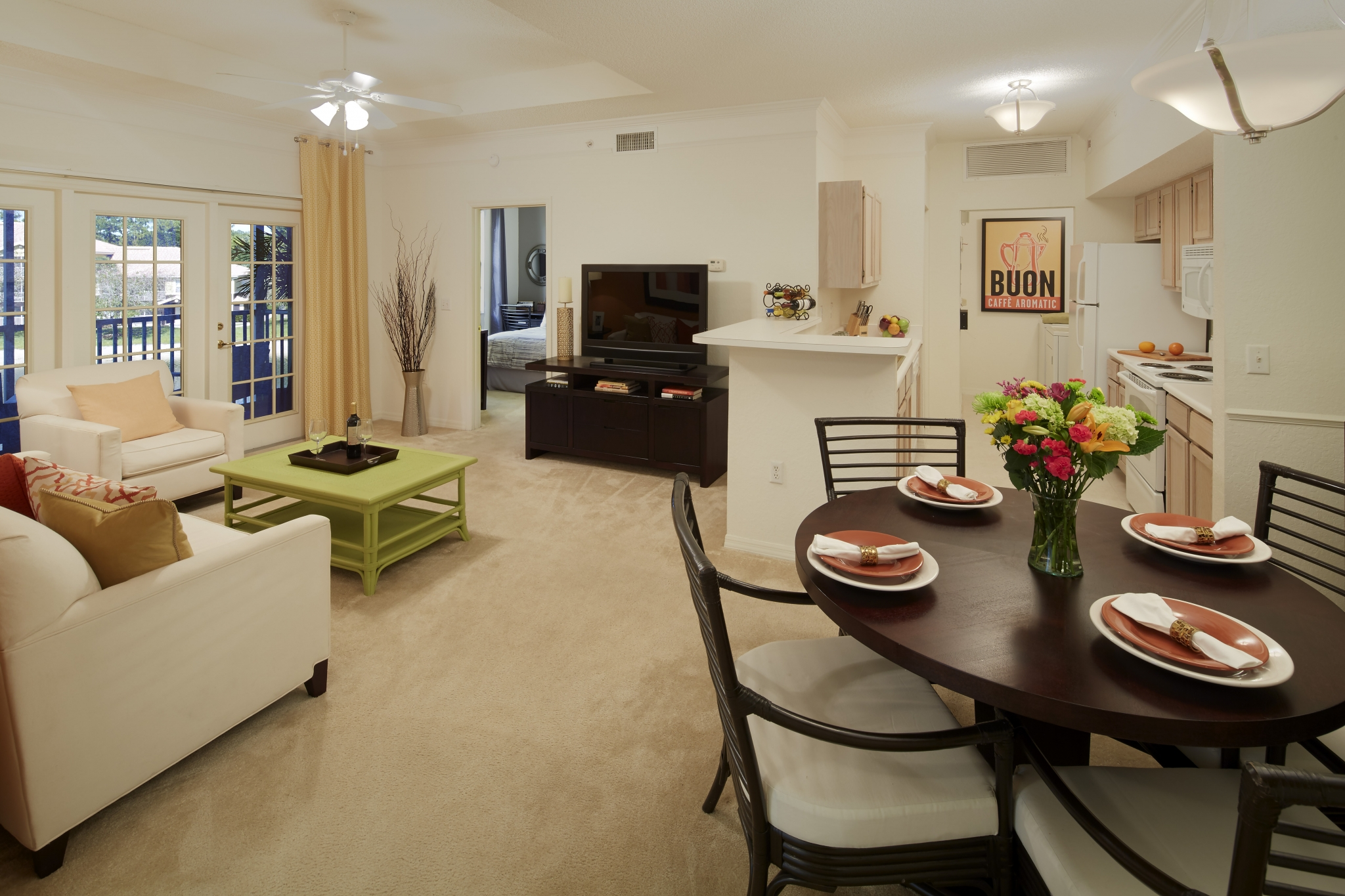 two bedroom apartments | Fort Myers FL