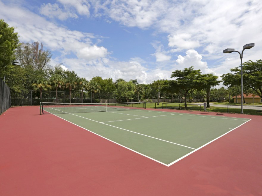 Fort Myers rentals with tennis court