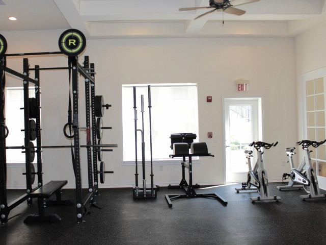 Cypress Legends with state-of-the-art fitness center