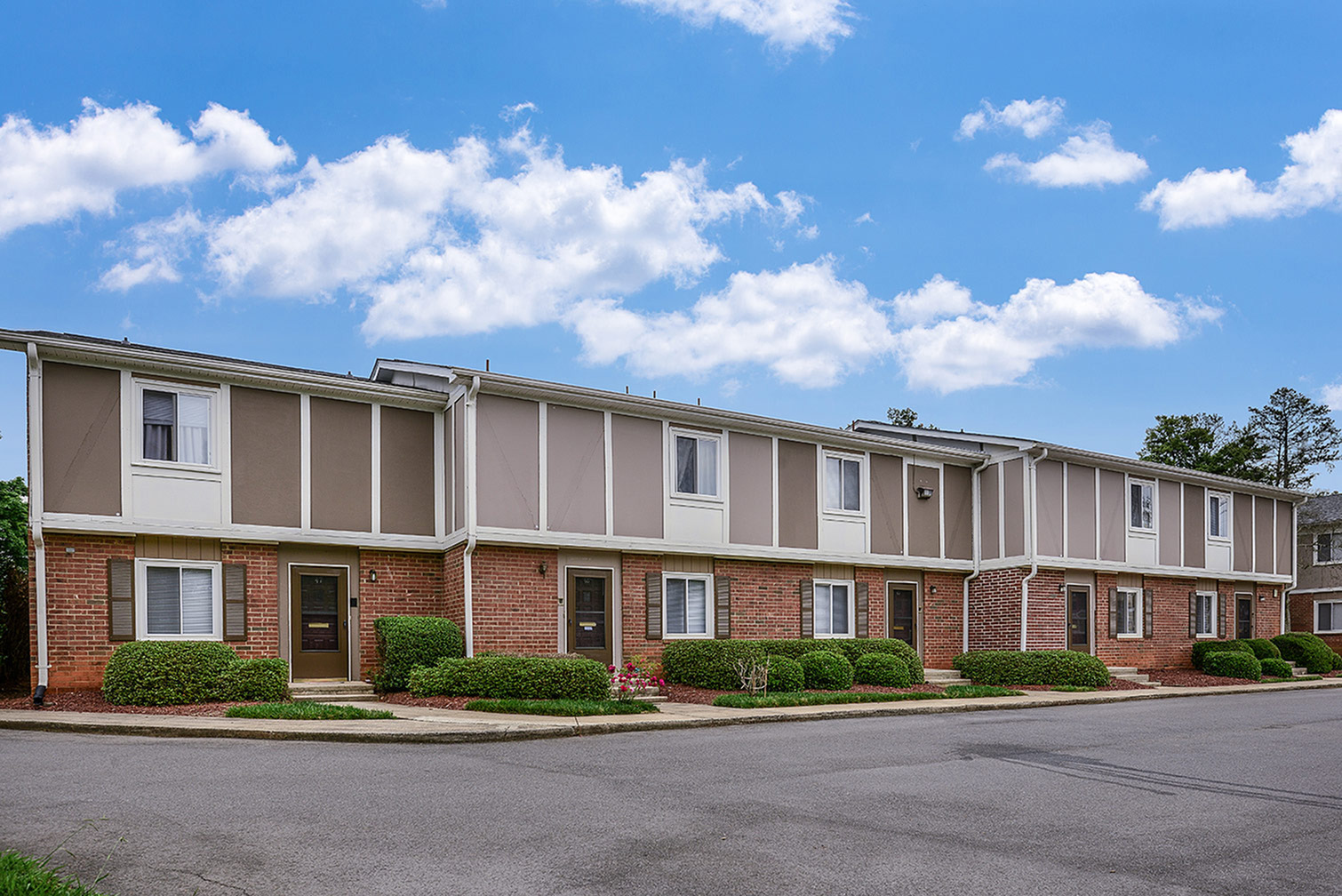 Private apartment entrances   Charlotte NC rentals